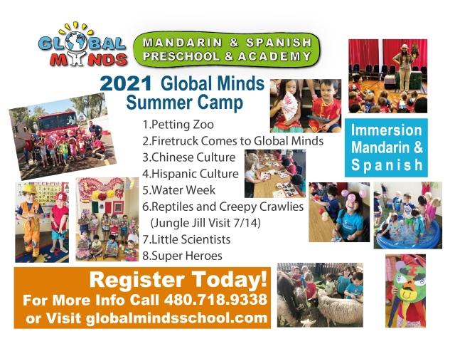 2020 Summer Camp ad 2